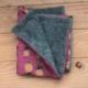 Toallas Multiusos Alejandra - Piñas - toalla turquesa