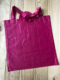 Tote bag Africa - Wax fucsia