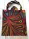 Afrika Tote bag - Wax berde eta gorria