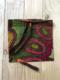 Bolsa para la merienda Daniela - Wax verde y rojo